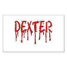 Dexter (Showtime Series) Rectangle Decal