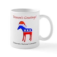 Treason's Greetings Mug