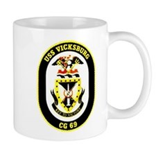 USS Navy Ship Mug