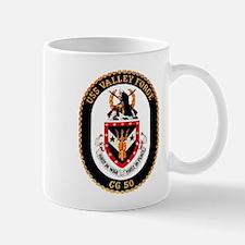 USS Valley Forge CG-50 Navy Ship Mug