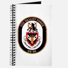 USS Valley Forge CG-50 Navy Ship Journal