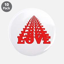 """Eternal Love 3.5"""" Button (10 pack)"""