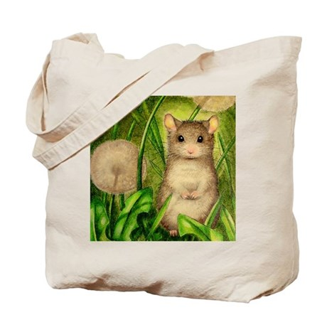 Little Mouse Tote Bag