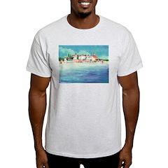 Beach at Hotel Del Coronado T-Shirt