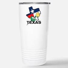 Texas Rose Travel Mug