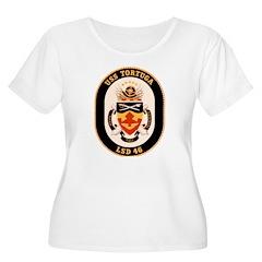 USS Tortuga LSD-46 Navy Ship T-Shirt