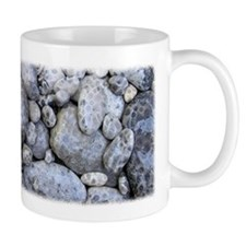 Petoskey Stone Photo Coffee Mug
