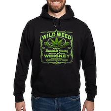 WILD WEED WHISKEY Hoodie