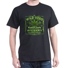 WILD WEED WHISKEY T-Shirt