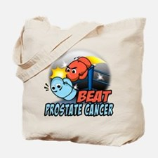 Cute Alzheimers disease boxing gloves Tote Bag