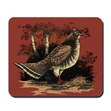 Ruffed Grouse Mousepad