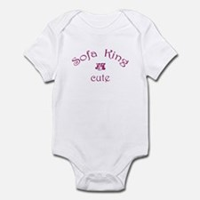 Sofa King Cute Onesie