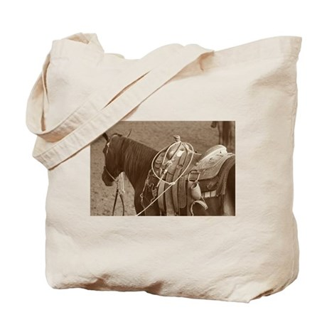 Cowboy 2 Tote Bag