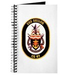 USS Shiloh CG-67 Navy Ship Journal