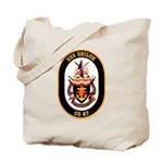 USS Shiloh CG-67 Navy Ship Tote Bag