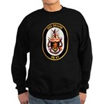 USS Shiloh CG-67 Navy Ship Sweatshirt (dark)