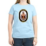 USS Shiloh CG-67 Navy Ship Women's Light T-Shirt