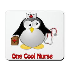One Cool Nurse Mousepad