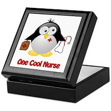 One Cool Nurse Keepsake Box