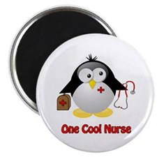 One Cool Nurse Magnet