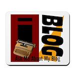 iblog Mousepad