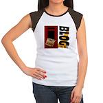 iblog Women's Cap Sleeve T-Shirt