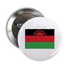 "Malawi Flag 2.25"" Button"