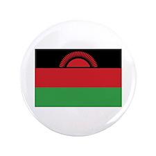 "Malawi Flag 3.5"" Button"