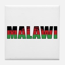 Malawi Tile Coaster