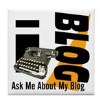 iblog Tile Coaster