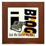 iblog Framed Tile