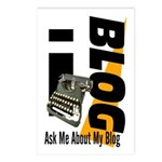 iblog Postcards (Package of 8)