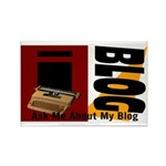 iblog Rectangle Magnet (10 pack)