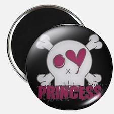 Princess (skull) Magnet