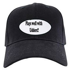Udders Baseball Hat