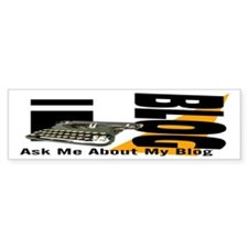 iblog Bumper Bumper Sticker