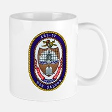 USS Salvor ARS 52 Navy Ship Mug