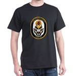 USS Roosevelt DDG-80 Navy Ship Dark T-Shirt