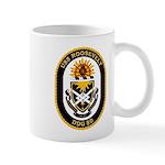 USS Roosevelt DDG-80 Navy Ship Mug