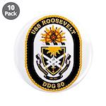 USS Roosevelt DDG-80 Navy Ship 3.5