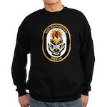 USS Roosevelt DDG-80 Navy Ship Sweatshirt (dark)