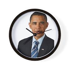 Funny Obama Wall Clock