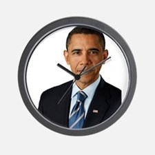 Unique Obama Wall Clock