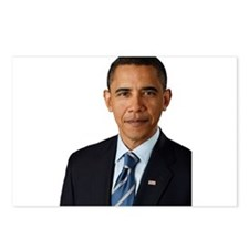 Cute Pro obama Postcards (Package of 8)