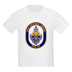 USS Reuben James FFG-57 Navy Ship T-Shirt