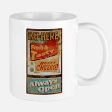 beefy cheeks Mug