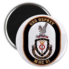 USS Osprey MHC-51 Navy Ship 2.25