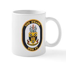 USS O'Kane DDG 77 Navy Ship Mug