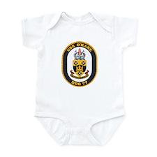 USS O'Kane DDG 77 Navy Ship Infant Bodysuit