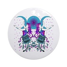 Luna Ornament (Round)